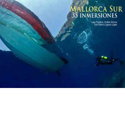 Libro Mallorca Sur 35 Inmersiones