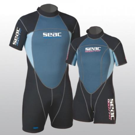 SHORTY SEAC SUB NEW BODY FIT 2,5mm LADY