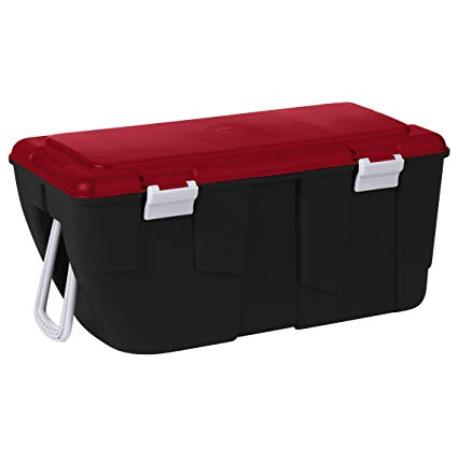 CAJA EQUIPO ALLIBERT DISCOVER 80L TAPA SIMPLE - OFERTA, 9