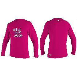 CAMISETA ONEILL TODDLER OZONE  FULL GIRLS, OFERTA 7