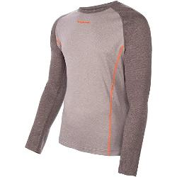 CAMISETA TRANGO ML CUELLO RENDONDO TRX2 WOOL PRO, 8