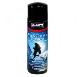 Shampoo McNett para neopreno 250ml.