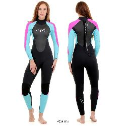 TRAJE ONEILL WMS EPIC 4/3MM, MUJER, 5