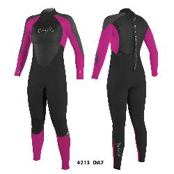 TRAJE ONEILL WMS EPIC 3/2MM, MUJER, 5